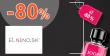 Výpredaj až -80% zľavy na Parfemy-Elnino.sk