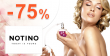Výpredaj parfémov až -75% na Notino.sk