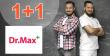 AKCIA 1+1 → NA PRODUKTY DR.MAX na DrMax.sk