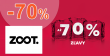 Letný výpredaj až -70% zľavy na ZOOT.sk