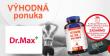 Akcia 100+25 tbl ZADARMO + fitness náramok na DrMax.sk