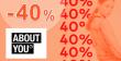 Zľavový kód -20% zľava na všetko na AboutYou.sk