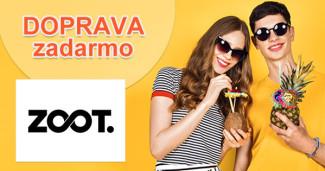 ZOOT.sk doprava zadarmo, akcia, zľava, kupón